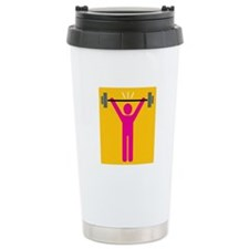 WeightLifter Travel Mug