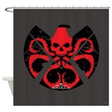 S.H.I.E.L.D. Hydra Shower Curtain