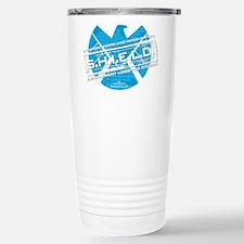 S.H.I.E.L.D. Distressed Travel Mug