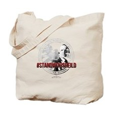 Marvel: Stand with Shield Tote Bag
