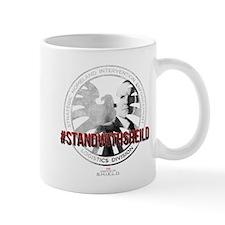 Marvel: Stand with Shield Mug