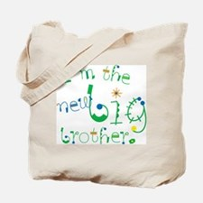 fun font new big brother Tote Bag