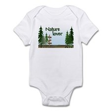 Nature Lover Infant Bodysuit