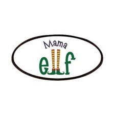 Mama Elf Patches