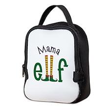 Mama Elf Neoprene Lunch Bag