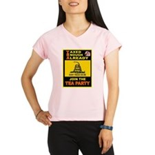 TEA PARTY Performance Dry T-Shirt