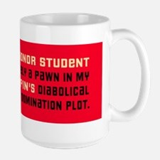 minpin_honor_student Mugs