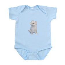 Bolognese Puppy Infant Bodysuit