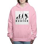 Evolve Bowling Women's Hooded Sweatshirt