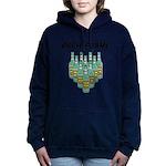 Beer Frame Women's Hooded Sweatshirt