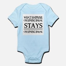SPRING BREAK Infant Bodysuit