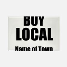 Buy Local Magnets