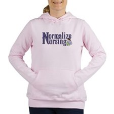 Normalize Nursing Women's Hooded Sweatshirt