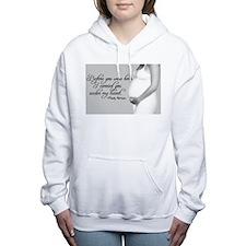 Beautiful Pregnancy Women's Hooded Sweatshirt