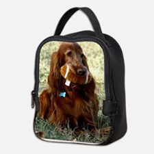 Conley Football Neoprene Lunch Bag