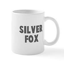 silver fox Mugs