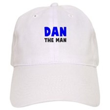 Dan the man Baseball Baseball Baseball Cap