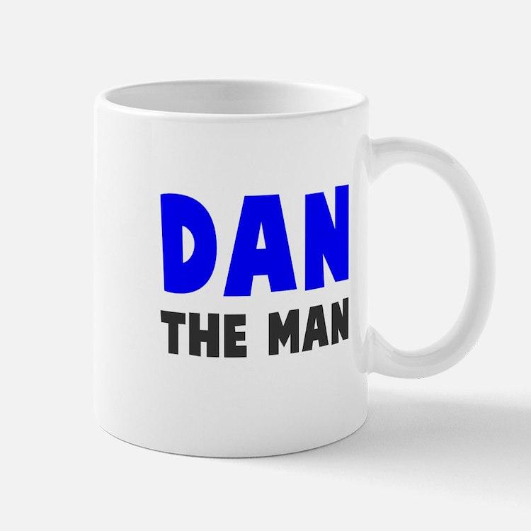 Dan the man Mugs