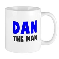 Dan the man Mugs