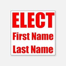 Elect Sticker