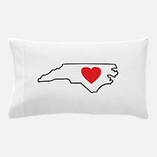 Home North Carolina-01 Pillow Case