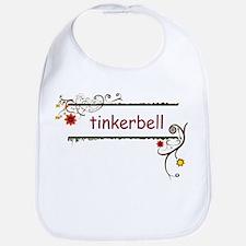 Tinkerbell Bib
