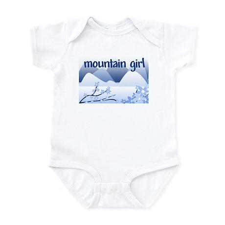 Mountain Girl Infant Bodysuit