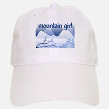 Mountain Girl Baseball Baseball Cap