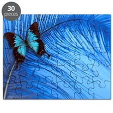 Cute Butterfly Puzzle