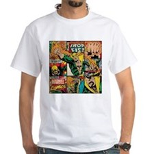 Marvel Iron Fist Shirt
