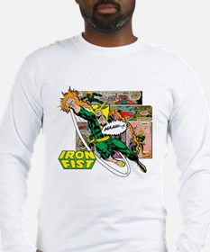 Marvel Iron Fist Long Sleeve T-Shirt