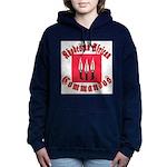 Rhodesia Commandos Women's Hooded Sweatshirt