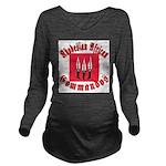 Rhodesia Commandos Long Sleeve Maternity T-Shirt