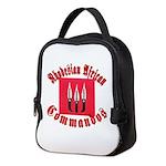 Rhodesia Commandos Neoprene Lunch Bag