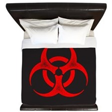 Biological Hazard King Duvet