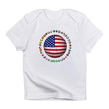 USA soccer Infant T-Shirt