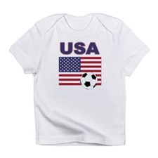 USA soccer Infant T-Shirt