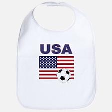 USA soccer Bib