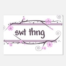 Swt Thng Postcards (Package of 8)