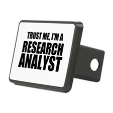 Trust Me, I'm A Research Analyst Hitch Cover