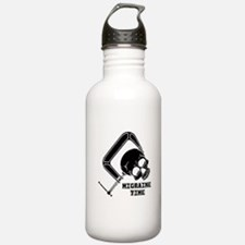 MIGRAINE TIME Water Bottle