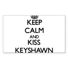 Keep Calm and Kiss Keyshawn Decal