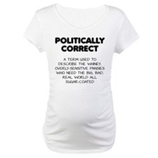 Politically Correct Pansies Shirt