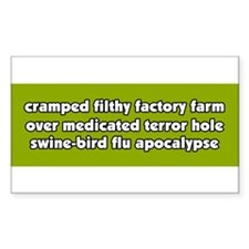 factory-farm-swine-bird-flu-apocalypse Decal