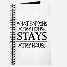 MY HOUSE Journal