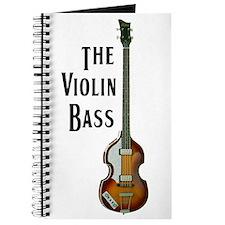 The Violin Bass Journal