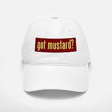 got mustard? Baseball Baseball Cap