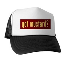 got mustard? Hat