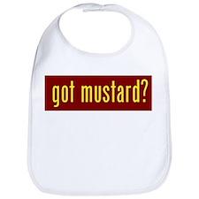 got mustard? Bib