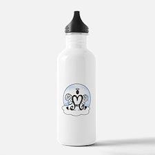 M Monogram Water Bottle